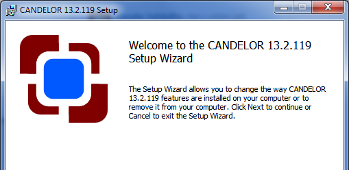 First Public Release of CANDELOR